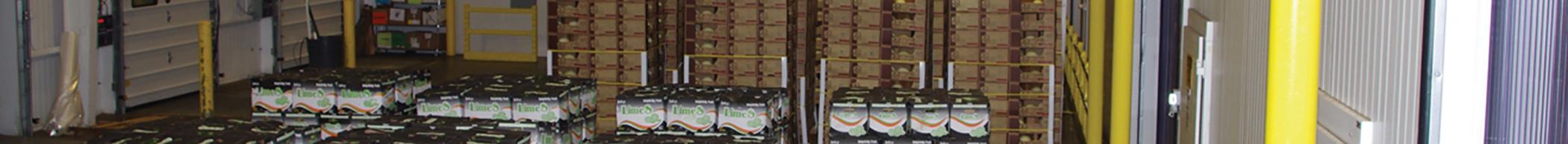 Crossdock freshouse for Freshouse foods
